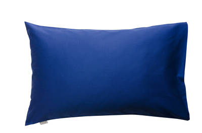 Gorgi Cobalt 100% Cotton Drill Standard Pillowcase