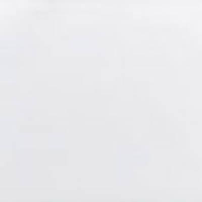 Gorgi White Drill Bed Wrap/Valance