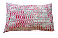 Gorgi Sweet Raspberries Vintage Lace Print Pillowcase