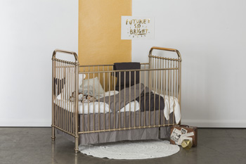 Ellie cot by Incy Interiors from Gorgi
