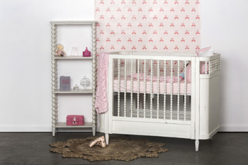 Georgia cot by Incy Interiors from Gorgi