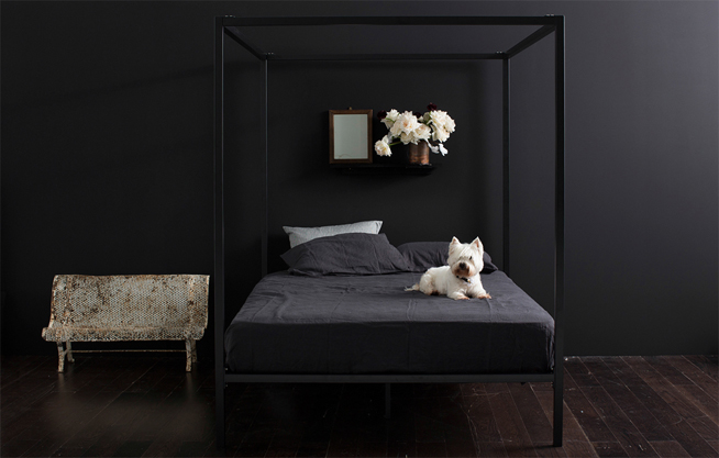 Four Poster Beds by Incy Interiors and Megan Morton