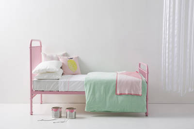 Polly Metal Bed by Incy Interiors - Single