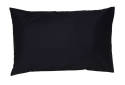 Vintage Retro Dark Navy Drill Standard Pillowcase