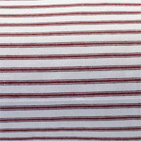 Madder Red Ticking Stripe