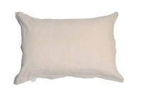 Pair of Gorgi Natural Linen Cotton Oxford Pillowcases
