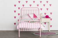 Polly Metal Bed by Incy Interiors - King Single