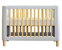 Teeny Cot by Incy Interiors - Dove Grey