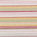 Vintage Retro Pink and Lime French Stripe