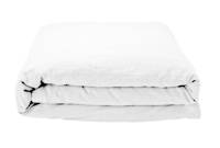Gorgi Old World White Linen Cotton Duvet Cover